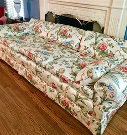Chintz Sofa