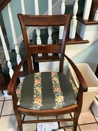 Kitchen arm chair