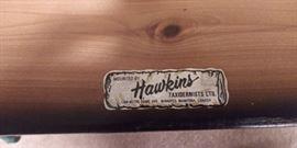 Hawkins Taxidermists mounted pike