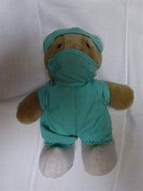 Teddy Bear Surgeon https://ctbids.com/#!/description/share/62591