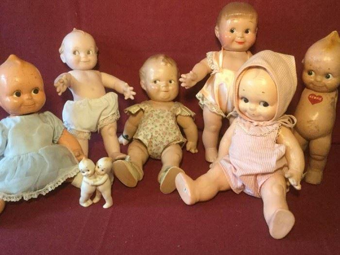 002 Kewpie Dolls