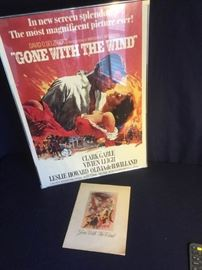 005 Gone with the Wind, Original Program