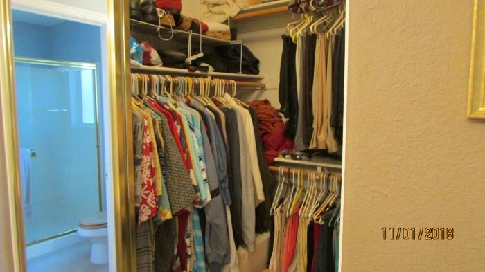 men and women clothes