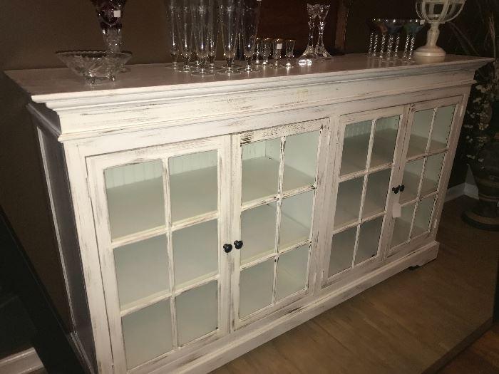 Furniture Mart Shabby Chic Buffett