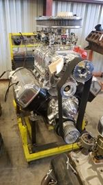 High performance Mega race engine.  (This engine is new and cost 10k or more, we are excepting reasonable offers)