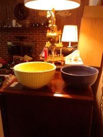 Old Fiesta ware