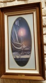 Glow of Love - limited edition print by Dalhart Windberg