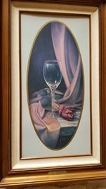 Loves Reflections - limited edition print by Dalhart Windberg