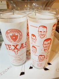 UT collectible glasses