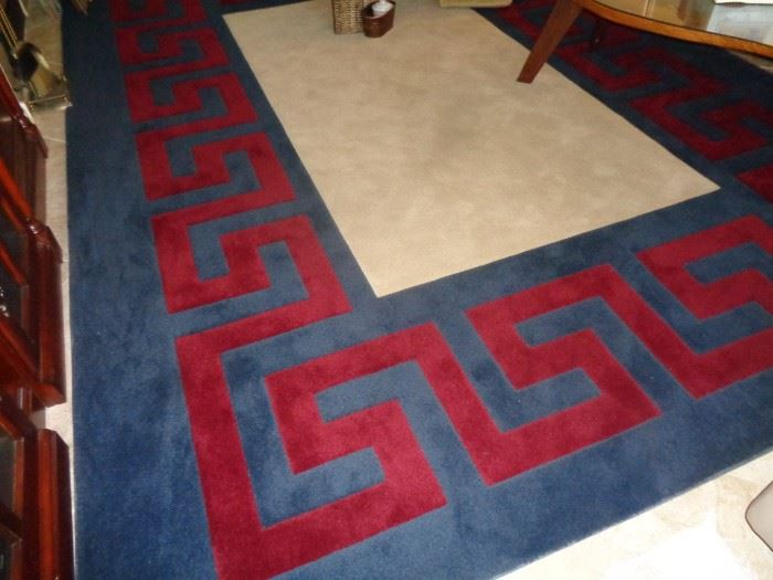 Very High End Rug (cost 35k) Asking $4,000.