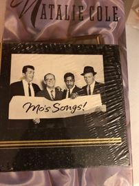 Very Rare Mo's Songs.  5 cd Set.  Sealed!!