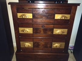 nice antique chest of drawers