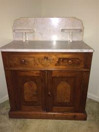 antique washstand circa 1880