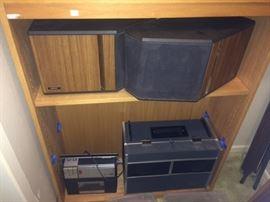 stereo equipment