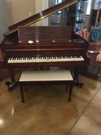 1913 Baldwin Baby Grand