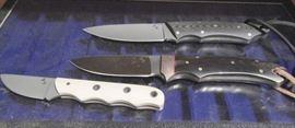 Signed AA Pocket Knives