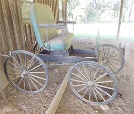 Spoke Wheel Buggy
