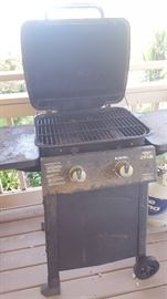 BBQ Grill (Weathered)