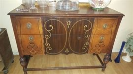 Awesome Antique Sideboard
