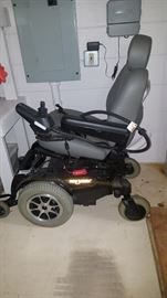 Jazzy Wheelchair