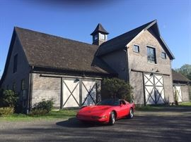 1995 Red Corvette Convertable, 5.7l,  6 speed,  73,000 miles, single owner
