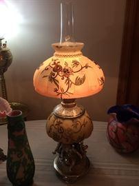 Scarce Burmese Lamp
