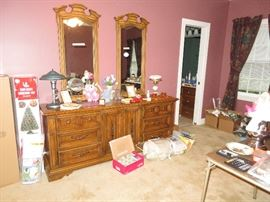 1st Floor-Rear Right bedroom-Dresser