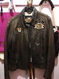 Women's Harley Jacket - Size L