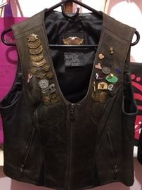 Women's Harley Vest