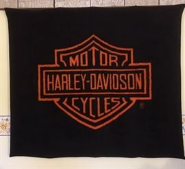 Harley Blanket
