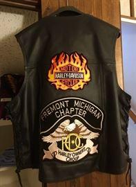 Men's Harley Vest XXL