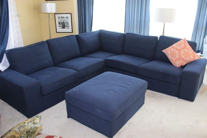 Ikea sectional sofa