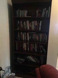 "#10	6 Shelf Bookcase  3'Lx16""Dx81H	 $100.00"