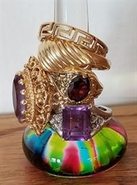 14K Fine Jewelry Rings