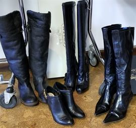 Ladies Boots Coach Frye Pilner Jacobs