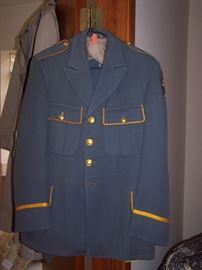 Catholic War Uniform