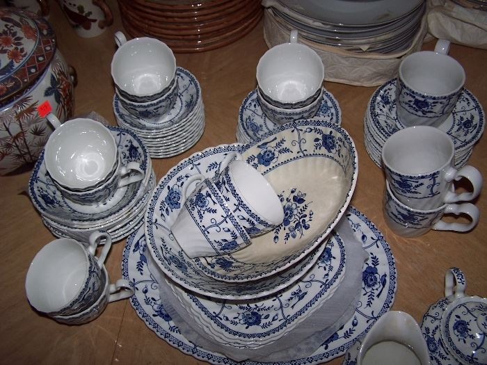 Johnson Brothers Indies Dishes