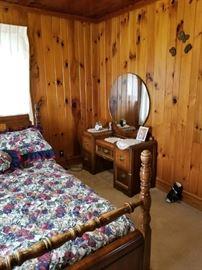 Vanity for bedroom 1.