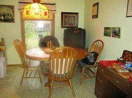 Kitchen table, desk