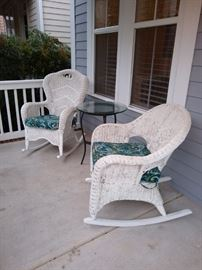 Great Front Porch Rocking Chairs