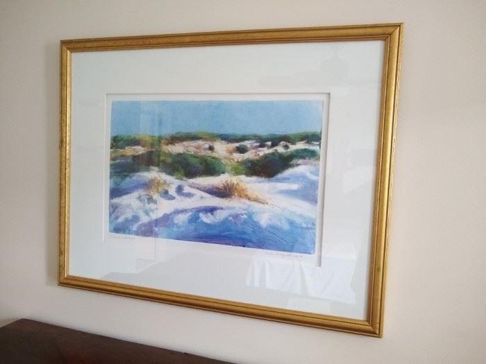 Original Art by Susan Mayfield West, well know Charleston artist. (Susanmayfield.net)