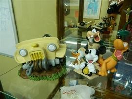 Disney limited edition collectibles