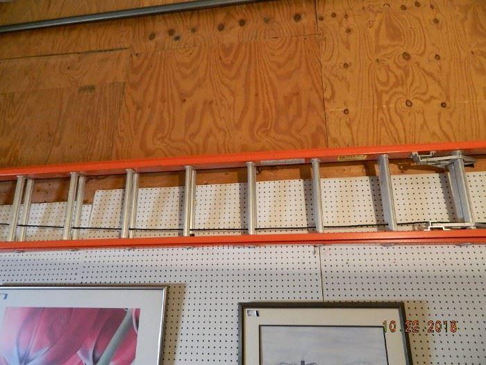 26' Werner extention ladder