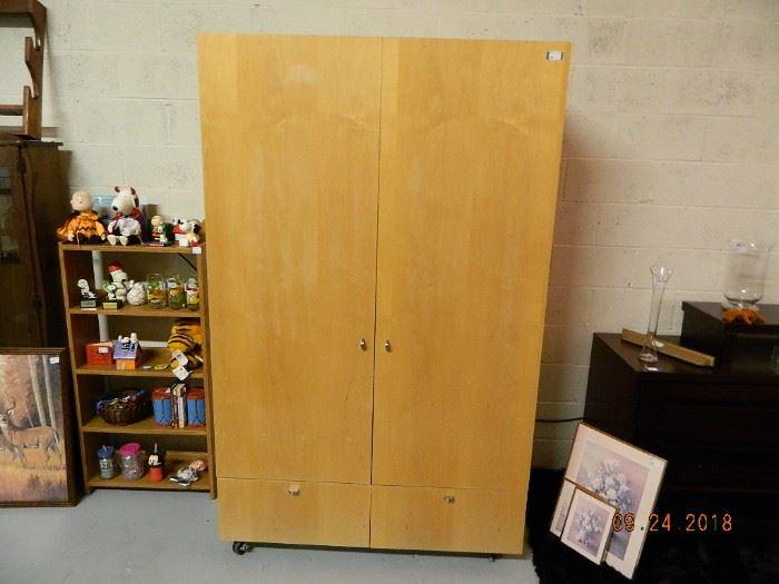portable armoire