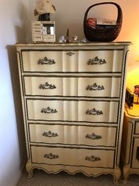 Chest of drawers 49.5 tall x 18.5 deep