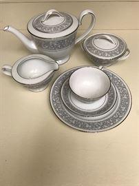 Noritake Naples  tea set