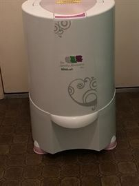 nina soft potable washing machine