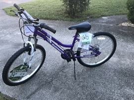 "Brand New with tags 24"" Bicycle"