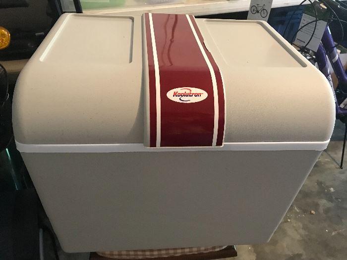 Koolatron car refrigerator Brand new