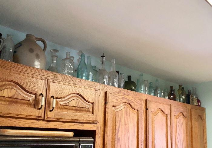 Bottles & jugs